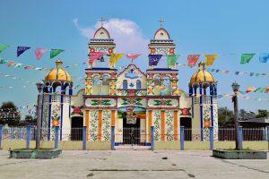 Ayapa church ©Rangel